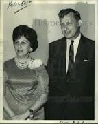 1968 Press Photo K.c. Auxiliary Officers, Mrs. Paul D'anna And Mr. Emmet L. Ryan