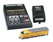 Mrc Ad110 Ho Command 2000 Dc Power Pack With Power Supply