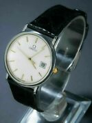 Omega De Ville In Mint Condition Rare Full Set Menand039s Watch