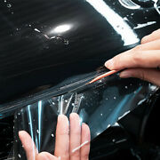 7.5mil Clear Car Paint Protection Film Car Bumpers Wrapping Vinyl Anti-yellow