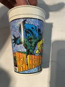 Real Heroes Pizza Hut Cup 1994 Thingjubileeprof X Black Panther