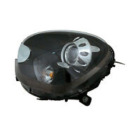 Cpp Mc2502112 Left Headlamp Assembly Composite For Mini Cooper