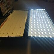 2 X Box Sign And Graphic Custom Signs Backlit 24x120x3.75and039and039
