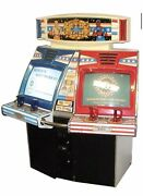 Title Fight Dual Screen 2-player Boxing Arcade Game By Sega Works Great Rare