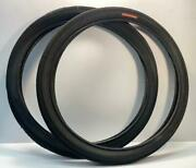 1 Pair New Old Stock 20 X 1.75 Bicycle Carlisle Super Ride Tires Freestyle