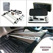 Freedom Staff 2.0 Driving Tool With Case Spinner Knob Steering Column Strap