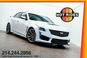 2017 Cadillac Cts-v Carbon Package 2017 Cadillac Ctsv Supercharged Sedan Carbon Package