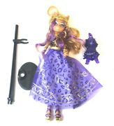 Monster High Doll Clawdeen Wolf 13 Wishes Complete Mattel 2013