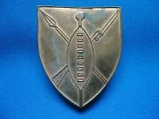 Transkei South Africa African Military Army Defence Force Emblem Insignia 60mm