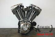 2004 Harley Road King Touring Twin Cam 88 A Engine Motor Carb 34k Mi. Video