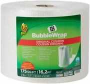 Bubble Wrap Roll, Original Bubble Cushioning, 12 X 175, Perforated Every 12
