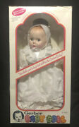 Vintage 1979 Gerber 17 Inch Baby Doll Eyes Move Side To Side In Original Box