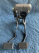 1964 1/2 65 Ford Mustang Brake Clutch Pedal Assembly 3 Or 4 Speed Manual