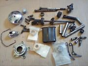 Harley Panhead Old And New Parts Lot