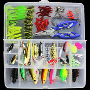 Direct Manufacturers And Lures 101 Multifunctional Swimming Fishing Bait Bait
