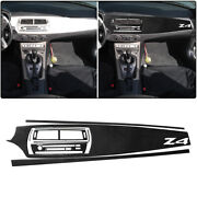 11pcs Set Car Center Console Radio Panel Without Navigation Stickers For Bmw Z4