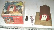 Lionel 6-2127 Diesel Horn Shed O/o-27 Complete In Original Box, Tested And Works