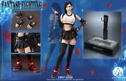 War Story Ws009a 16 Fantasy Fighting Queen Tifa Action Figure Doll Toy Pre-sale