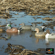 Avery Greenhead Gear Ghg Pg Puddler Pack Duck Decoys Wigeon Pintail Gadwall
