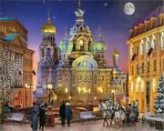 Russian Christmas 1000 Piece Jigsaw Puzzle New 1000 Piece Puzzles