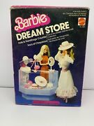 Vintage Barbie Dream Store Mattel Hats And Handbags Counter 1983 Brand New Sealed