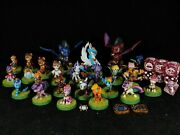 My Little Pony Blood Bowl Team Akaro Miniatures Painted