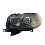 New Aftermarket Passenger Side Front Head Lamp Lens And Housing 63123418396