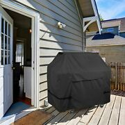 54l X 24w X 46h Inch Premium Gas Grill Cover - Waterproof Up To 52 Inch Black