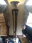 Maitland Smith Ceasar Palace Floor Lamp Mother Of Pearl Values 19000 Reduced