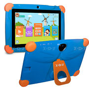 Xgody Quad-core 16gb Android 8.1 7 Inch Wifi Tablet Pc 2xwebcam For Kids Child