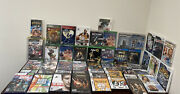 """Xbox One, Ps2, Ps3, Ps4, Wii Lot Of 50 Games Brand New/ """" Read"""""""
