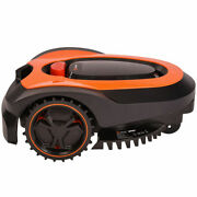 Mowro Rm18 Robot Lawn Mower With Install Kit And 2.0ah Battery.