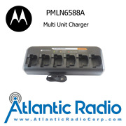 Motorola Pmln6588a Multi Unit Charger For Cp200 Cp200d Radio