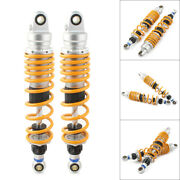 Motorcycle Rear Shock Absorber Suspension For Kh100 Kh125 Rs100 Rs125 Xl500s