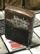 Vietnam Zippo The Real Thing 1969 Made In Chopper Vintage Military Things At