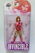Invincible Bloody Atom Eve Mcfarlane Figure Action Toy Color Statue