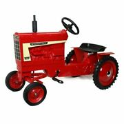 New International 1466 Wide Front Pedal Tractor W/white Stripe Scale Models Nib