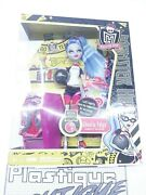 Monster High Physical Deaducation Ghoulia Yelps Doll Complete New In Box Nib