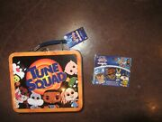 Funko Pop Space Jam Legacy Lunch Box Pin Set Tune Squad Lebron James In-hand🔥