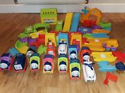 Thomas And Friends Railway Pals Discovery Set Bundle Rare Trains Diesel And Flynn