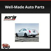 Borla Cat-back Exhaust S-type 140692 For Ats-v 3.6l 2016-2018 Twin Turbo