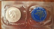 1973s 40 Silver Eisenhower Dollar Uncirculated In Sealed Us Mint Package
