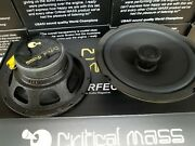 Critical Mass Ss6 Speaker 6.5and039and039 Door Coaxial Audio Focal Best Be 995 Jl Utopia