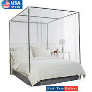 25mm Canopy Bed Frame Post Stainless Steel For Four-corner Bed Mosquito Curtains