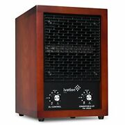 5-in-1 Hepa Air Purifier And Ozone Generator, Ionizer And Deodorizer For Up To
