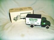 1219 - Sinclair Gas And Oil Diecast 1926 Mack Delivery Truck Bank - Ertl 1989