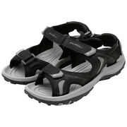 Orlimar Menand039s 7 Cleat Hook And Loop Closure Golf Sandal New