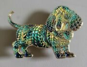 Oasis Dachshund Puppy Pin Bioworkz Edition Of 80 Sold Out Free Shipping