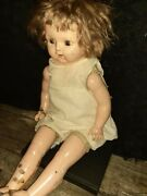 Antique Occult Doll - Used In Rituals Haunted - Private Collection