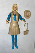 Vintage Louis Marx Toy Co Jane West Action Figure Doll 1965 Free Shipping